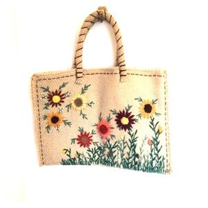 Handbags - Vintage Tote Bag